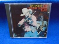 LISTEN UP, THE CHARLIE DANIELS BAND CD, FREE POST