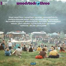 WOODSTOCK THREE - NEW COLOURED VINYL LP
