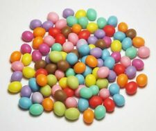 5pc Miniature Little Easter Rubber Jelly Beans gummy candy kawaii faux food 5x11