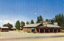 postcard USA  Wyoming Buffalo Bill Court Cody  unposted