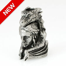 Hand-Casted Mother of Dragons Paracord Bead for EDC Projects Lanyard Cool Beads