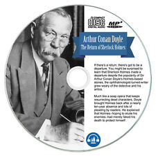The Return of Sherlock Holmes - Arthur Conan Doyle MP3 CD Audio Book