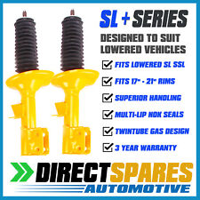 PAIR Front Struts Shocks HOLDEN COMMODORE UTE VR VS fits Lowered SL SSL Height