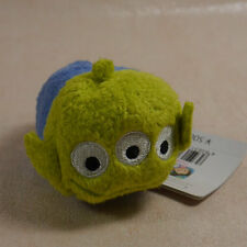"IN HAND Disney  3 1/2""  Tsum Tsum Mini  Toy Story Alien Plush PLEASE READ"