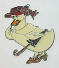 Female Duck Suncatcher (Duck Suncatchers)