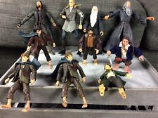 Bundle Lord of the Rings figures Job lot