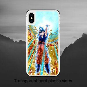 Dragon Ball Z Goku Fight Anime Manga Case Cover for iPhone Samsung Huawei Google