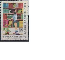 Brazilie mi 1268 (1970) plakker - mh - x
