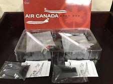 1:400 Dragon Wings 55434 Set of 2 Air Canada Boing B747-233 Airplane Model