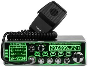 STRYKER SR-955HPC 10 METER RADIO. PROFORMANCED TUNED.