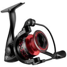 Spinning Fishing Reel Saltwater Freshwater Light Weight Smooth Lure Handle