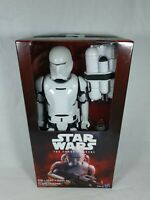 "Star Wars Force Awakens 12"" First Order Flametrooper Figure Hasbro 2015 Aus"