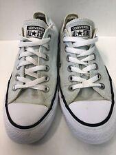 Converse All*Star Canvas Lace Up Light Aqua Sneakers Womens 7.5 Mens 5.5