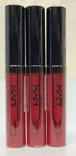 *BRAND NEW* NYX Cosmetics PUMP IT UP Lip Plumper PIU05 SCARLETT LOT OF 3