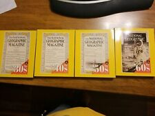 The National Geographic Magazine Cd Rom 1930s, 1940's 1950s 1960 Education Resea