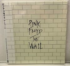 PINK FLOYD-The Wall JAPAN Mini LP CD w/OBI TOCP-65742/43 Limited Edition,