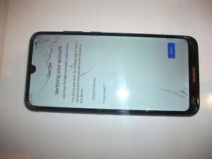 Huawei Y6 MRD-LX1F - 32GB - Midnight Black SmartphonePLEASE READ***
