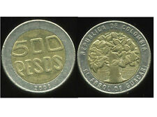 COLOMBIE 500 pesos  2008