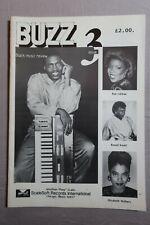 BUZZ magazine No. 3 ~ 1992 Soul Fanzine!