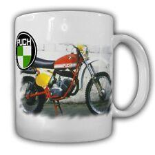 Taza Puch mc-gc 125ccm motocicleta accesorios vaso café Motocross Enduro #24148