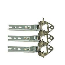 3x Scharniere Türscharnier Kühlschrank 268699 Bosch Siemens Neff Constructa