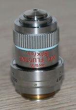 LEITZ MICROSCOPIO Microscope obiettivamente NPL fluotar 50x/0,85 con ICR PRISMA (559223)