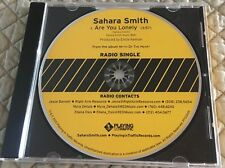 Sahara Smith: Are You Lonely Promo CD Single (2010 Playing In Traffic)