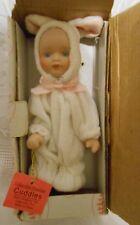 Collectible Cuddles Show-Stopper (F920) White Bunny Original Box