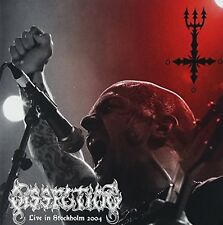 DISSECTION - LIVE IN STOCKHOLM 2004 - CD SIGILLATO 2013