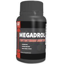 Megadrol MUSCLE Enhancer Clinical Strength LEGAL Testosterone Booster Testo 60ct