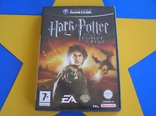 HARRY POTTER AND THE GOBLET OF FIRE - GAMECUBE - Wii Compatible