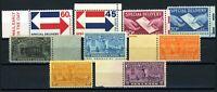 USAstamps Unused VF US Special Delivery Set Scott E15 - E23 OG Mint