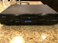 Denon DVD-2910 black - in box, original remote included, WORKING CONDITION