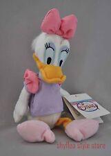 Daisy Duck Mini Bean Bag Plush Toy Disney Store Girl Character Girlfriend NWT
