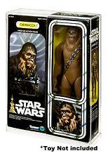 Star Wars Chewbacca Doll Acrylic Display Case