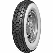 New Continental K62 Whitewall Classic Scooter Tyre 350-10 VESPA  PX (350/10)