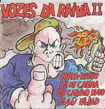 V/a  – Vozes Da Raiva! Vol.2   New cd (Lulu Blind ,Mata-Ratos,Os Cabelo Duro