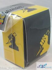 LEGION SUPPLIES DECK BOX ICONIC YELLOW BOLT FOR MTG POKEMON CARDS