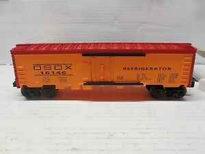 O SCALE   Lionel 6-16146 Dairy Dispatch Reefer