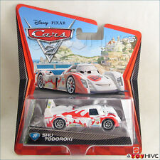 Disney Pixar Cars 2 Shu Todoroki  #22