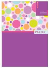 Spiral Bound Self Adhesive Photo Album 6 Sheets/12 Sides 18x24cm