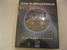 The 3rd Das 3 Millennium Computer Game German language Deutsche New Complete