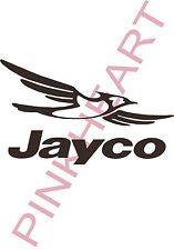 Jayco bird Decals popup RV sticker decal graphic pop up camper stickers logo