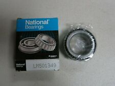 National LM501349 Wheel Bearing fits Chevrolet, Jeep 1970-2012