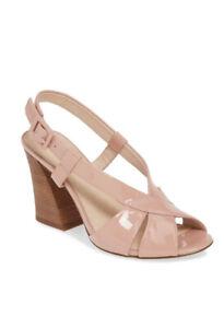 louise et cie Ladies Kalee Pickadilly Pink Block Heel Size 9