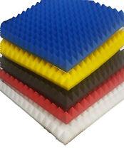 Pyramiden Schaumstoff Akustik Dämmung Noppenschaum Mit oder Ohne Selbstklebend