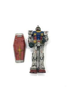 Vintage Gundam Mobile Figure RX-78-2 Gundam Battle Warrior W/ Shield