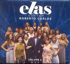 Various Artists - Elas Cantam Roberto Carlos 2 / Various [New CD]