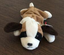 "Bernie (St. Bernard Dog); 1996; Retired; 9"" Long; Pvc Pellets"