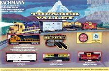 Bachmann N Scale Train Set Analog Thunder Valley 24013